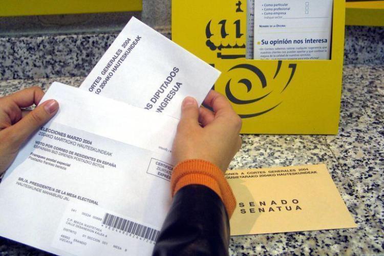 Parece que tenemos todas las papeletas para volver a cagarla en las municipales con el voto por correo
