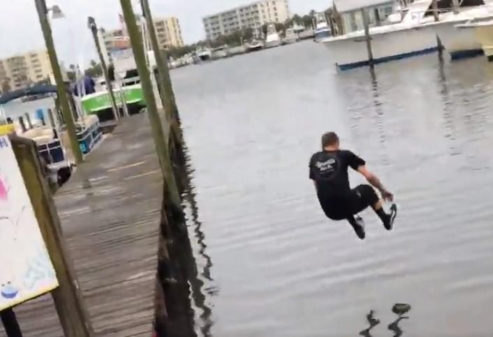 Comprueba la profundidad siempre antes de saltar