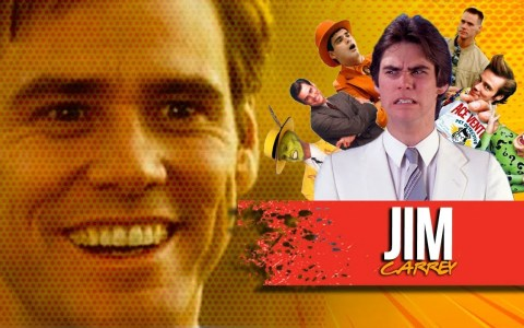 La carrera de Jim Carrey resumida en 12 minutos