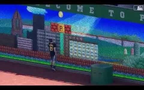 Conviértete en Mario durante el descanso del partido