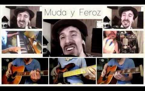 El fínolier Fito Vergara acaba de publicar su nuevo sencillo 'Muda y Feroz'