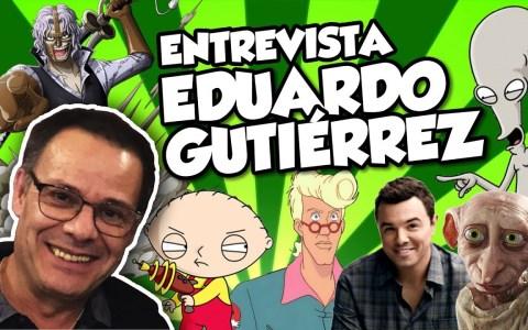 Entrevista al doblador Eduardo Gutiérrez (Stewie)