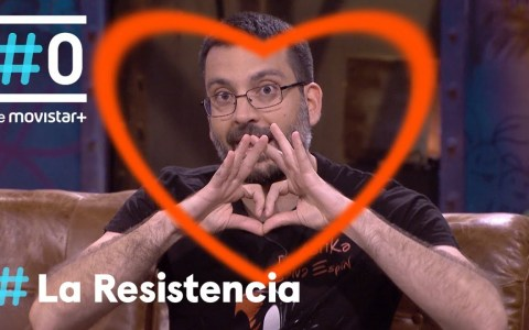 Salva Espín vuelve a la Resistencia