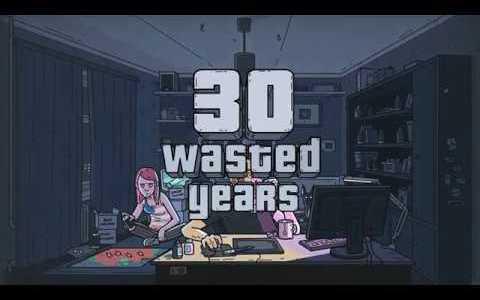 30 años desperdiciados