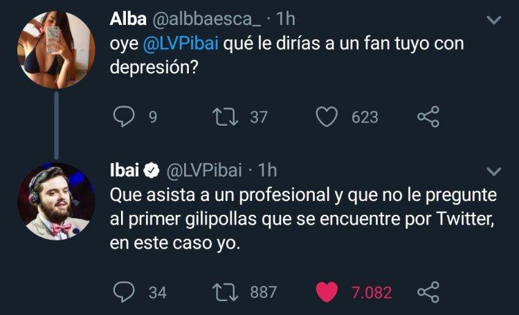 No seas como Ana, sé como Ibai