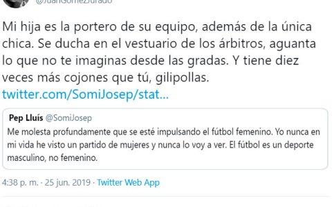 Pep Lluís... never go full retard