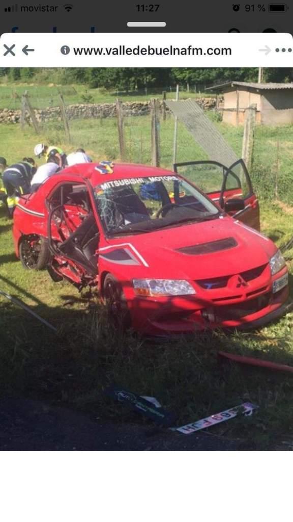 Dejar el coche goloso en un taller, y que el mecánico de turno se vaya a dar una vuelta con él, con desastroso resultado...