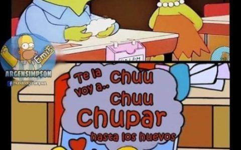 Los Simpson: escenas eliminadas