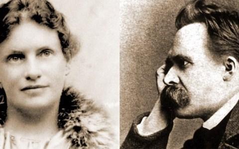La carta de Nietzsche a Lou Salomé