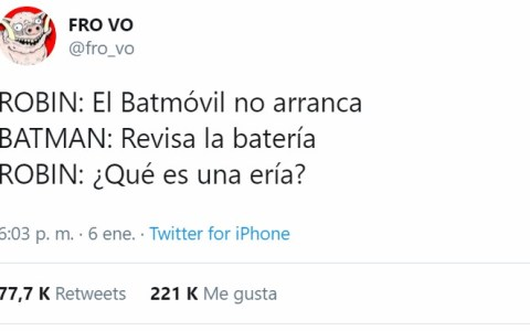Bat-malentendidos