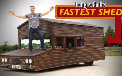 El bungalow más rápido del mundo