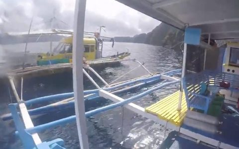 La occidentalización de los barcos filipinos
