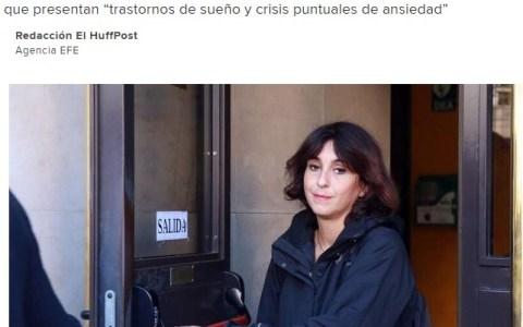 Juana Rivas vuelve a denunciar a su ex-marido (da igual cuándo leas esto)