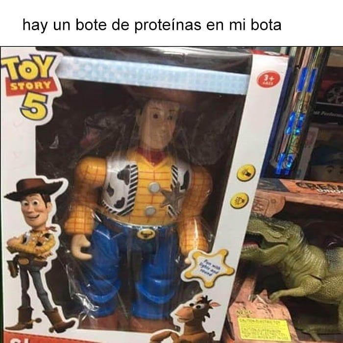 Woody recibió la llamada de Marvel