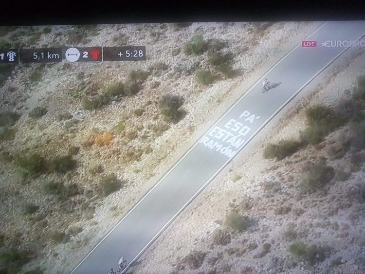 Mientras tanto, en La Vuelta...