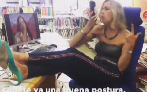 """""""Promocionar la lectura a ritmo de Rosalía"""""""