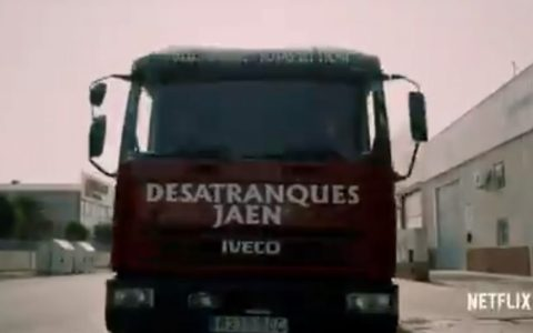 Desatranques Jaén protagoniza la última promo de La Casa de Papel