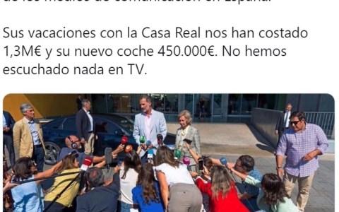 ¡ARRODILLAOS ANTE MÍ, sucios periodistas plebeyos!