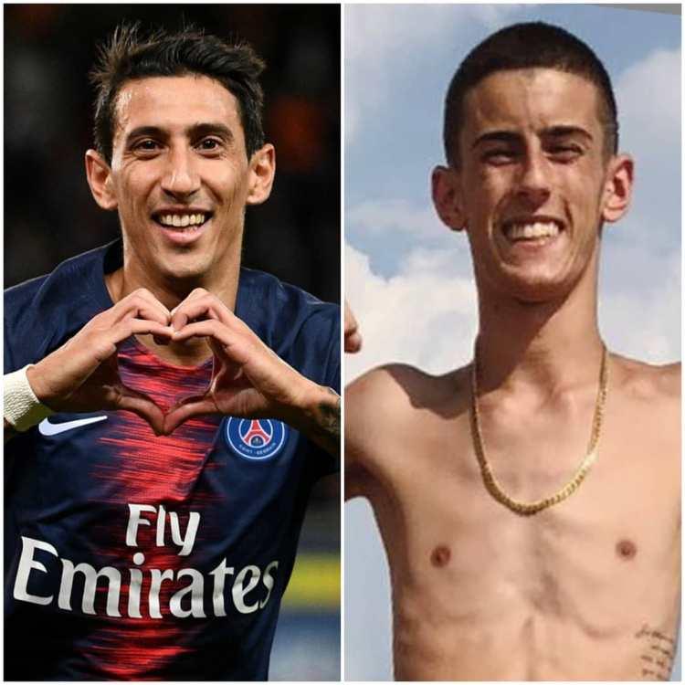 Futbolistas y sus clones regatoneros/traperos