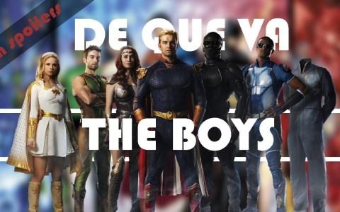 ¿De qué va THE BOYS?