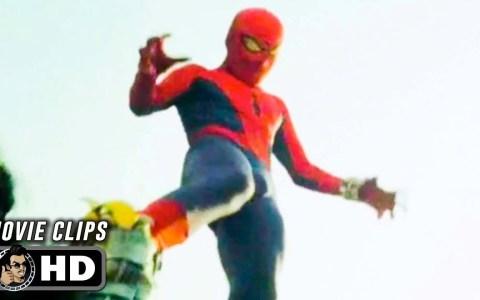 Los mejores momentos del Spiderman Japonés