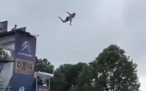 Concurso de saltos de mierda 2019