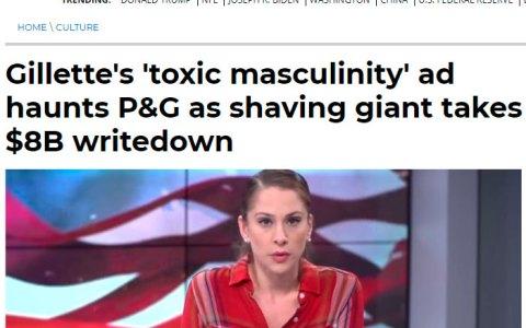 """Gillette pierde 5240 millones de dólares tras campaña publicitaria """"antihombre"""""""
