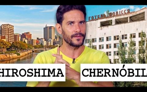 ¿Por qué en Chernóbil no se puede vivir y en Hiroshima sí?