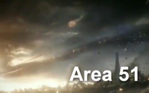 Invasión al Area 51
