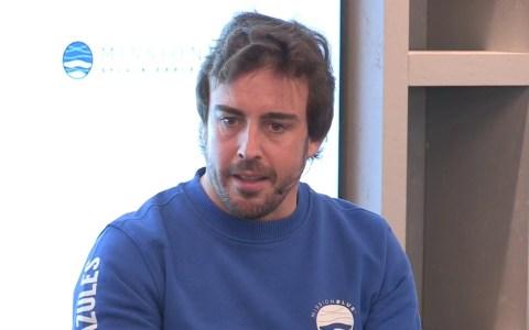 """Fernando Alonso: """"España es el mejor país del mundo"""""""
