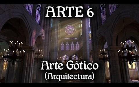 Arquitectura gótica para toda la familia