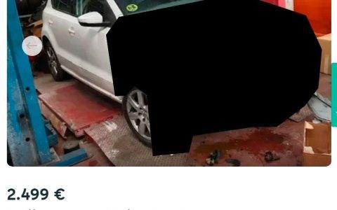 Se vende VW Polo, muy cuidado, nunca en circuito