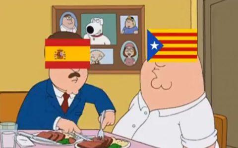 """El que ande un poco perdido con el tema catalán, ahí va un """"te lo resumo así no más"""""""