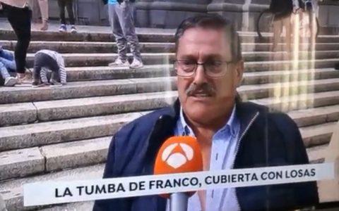 ¿Qué opina usted de la exhumación de Franco?