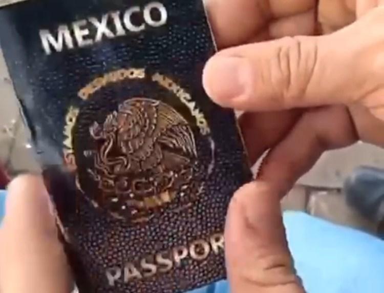 El nuevo pasaporte de México lleva impresa una frase condenando la conquista española