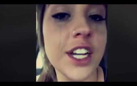 "Chica millennial llora porque ve a un ganso ""con una sola pata"""