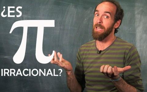 Demostración de que PI es un número irracional