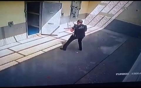 Liadita en una cárcel brasileña