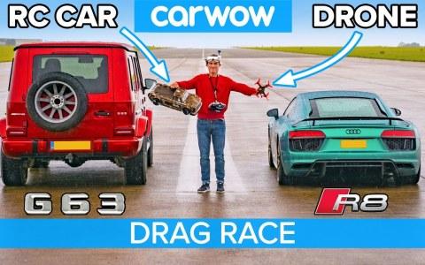 Se nos van de las manos las Drag Races...