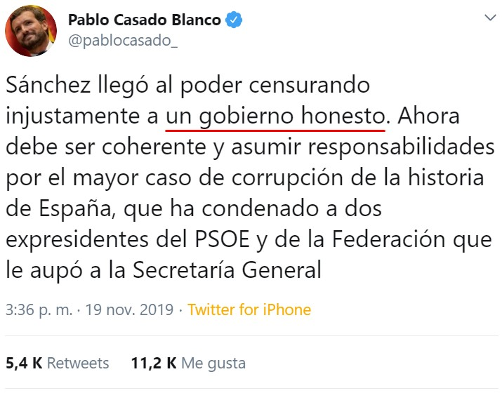 "PDRO SNCHZ aka ""el oráculo"""