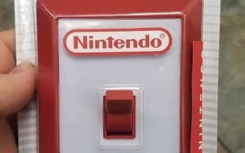 """El auténtico Nintendo """"Switch"""""""