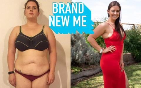 Cambio radical: De 120 kilos a 60