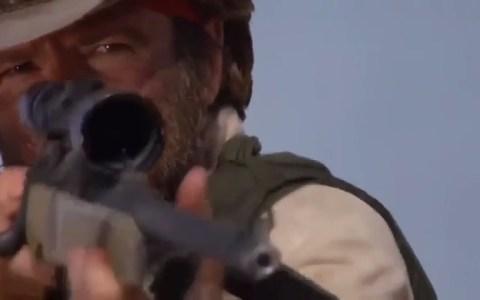 Chuck Norris está en contra de la realidad virtual