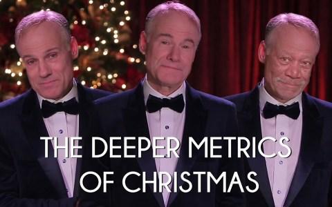 Feliz Navidad Deepfake