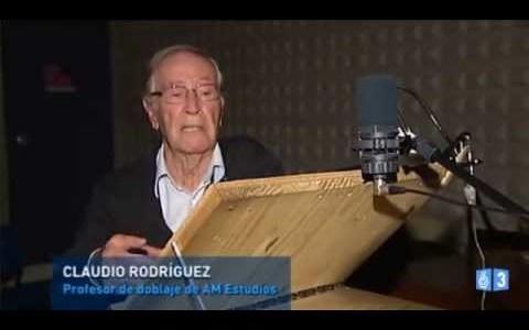 ¿Os suena esta voz? pues... se llama Claudio Rodríguez y ha muerto :c