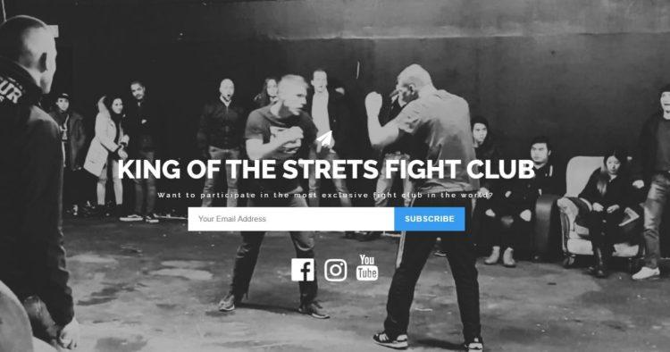 K.O.T.S.: El club de la lucha versión REAL