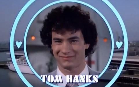 El emotivo vídeo que han emitido en los globos de oro como tributo a la carrera de Tom Hanks