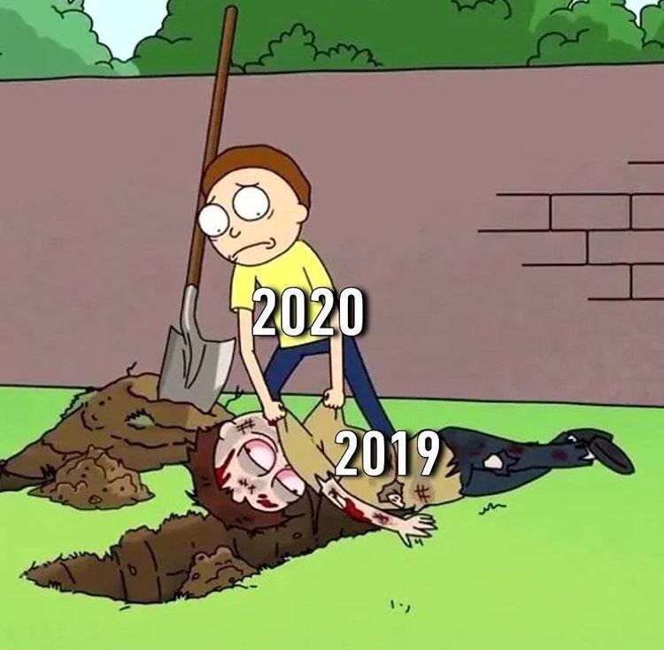 """Feliz año """"nuevo"""""""