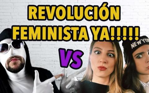 Ha comenzado: las feministas se enfrentan a las feministas radicales