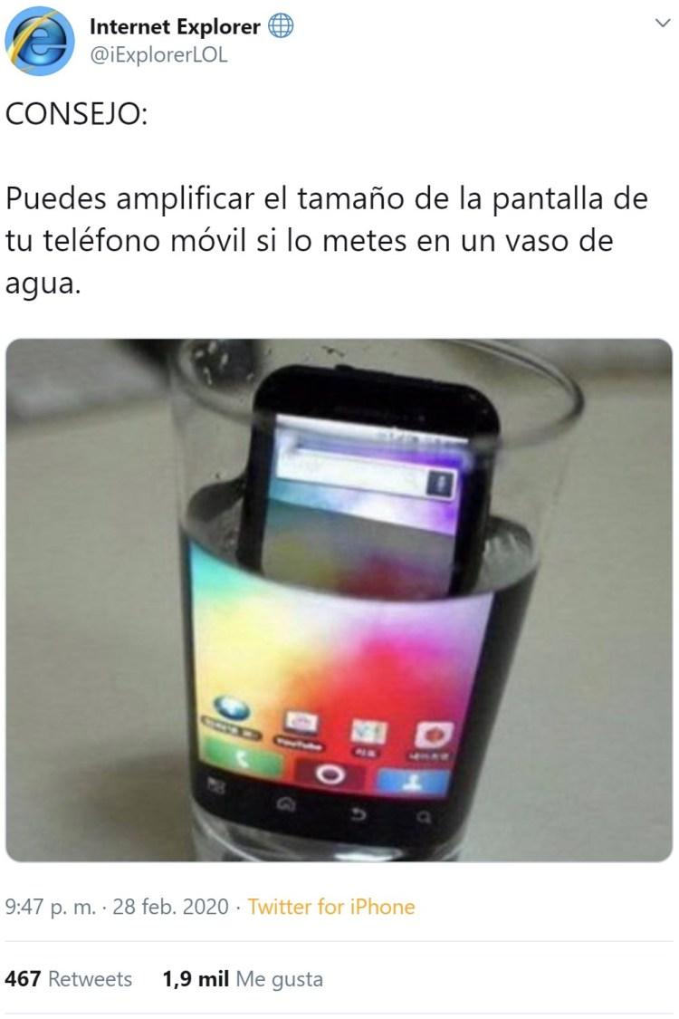 La lupa que amplifica la pantalla de tu móvil hasta las 12 pulgadas